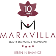 MARAVILLA Beauty Spa Hotel und Restaurant.
